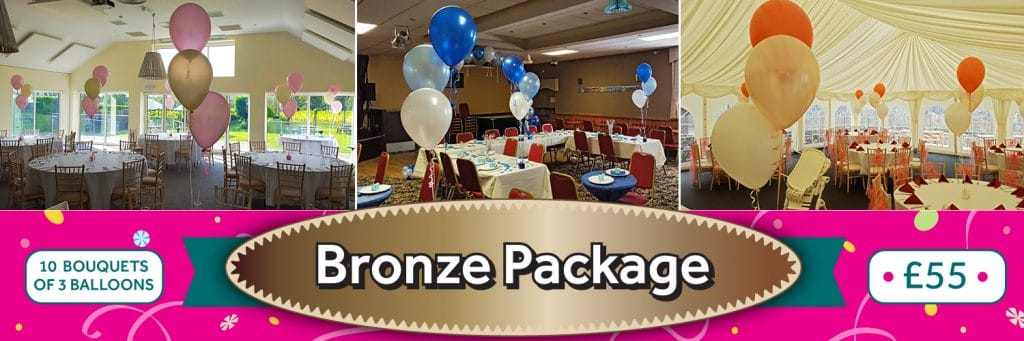 Cardiff Balloon Package