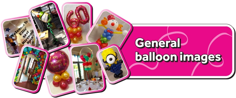 Photo Gallery Of Balloon Photos By Cardiff Balloons