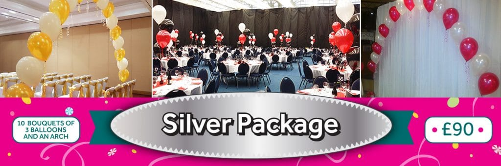 Cardiff Balloon Packages