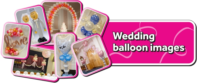 Photo Gallery Of Wedding Balloon Pictures
