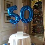 Newport balloon decor