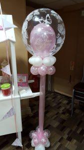 Personalised balloons at Cardiff Balloons