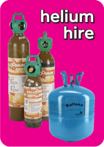 Helium Cylinder Hire In Cardiff
