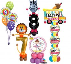 Children's Balloon Designs