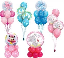 New Baby Balloon Designs