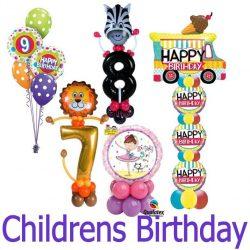 Children's Balloon Designs
