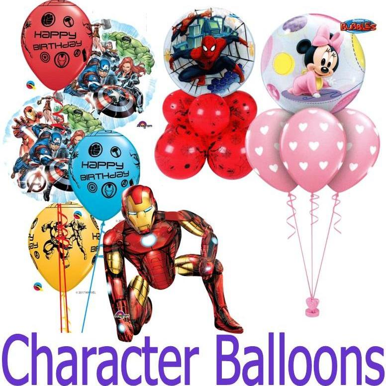 Character Balloon Designs