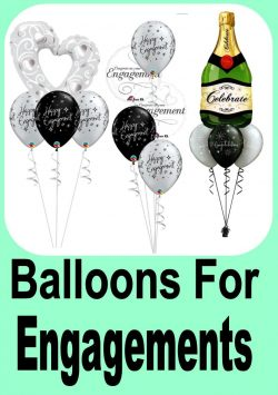 Engagement Balloon Designs