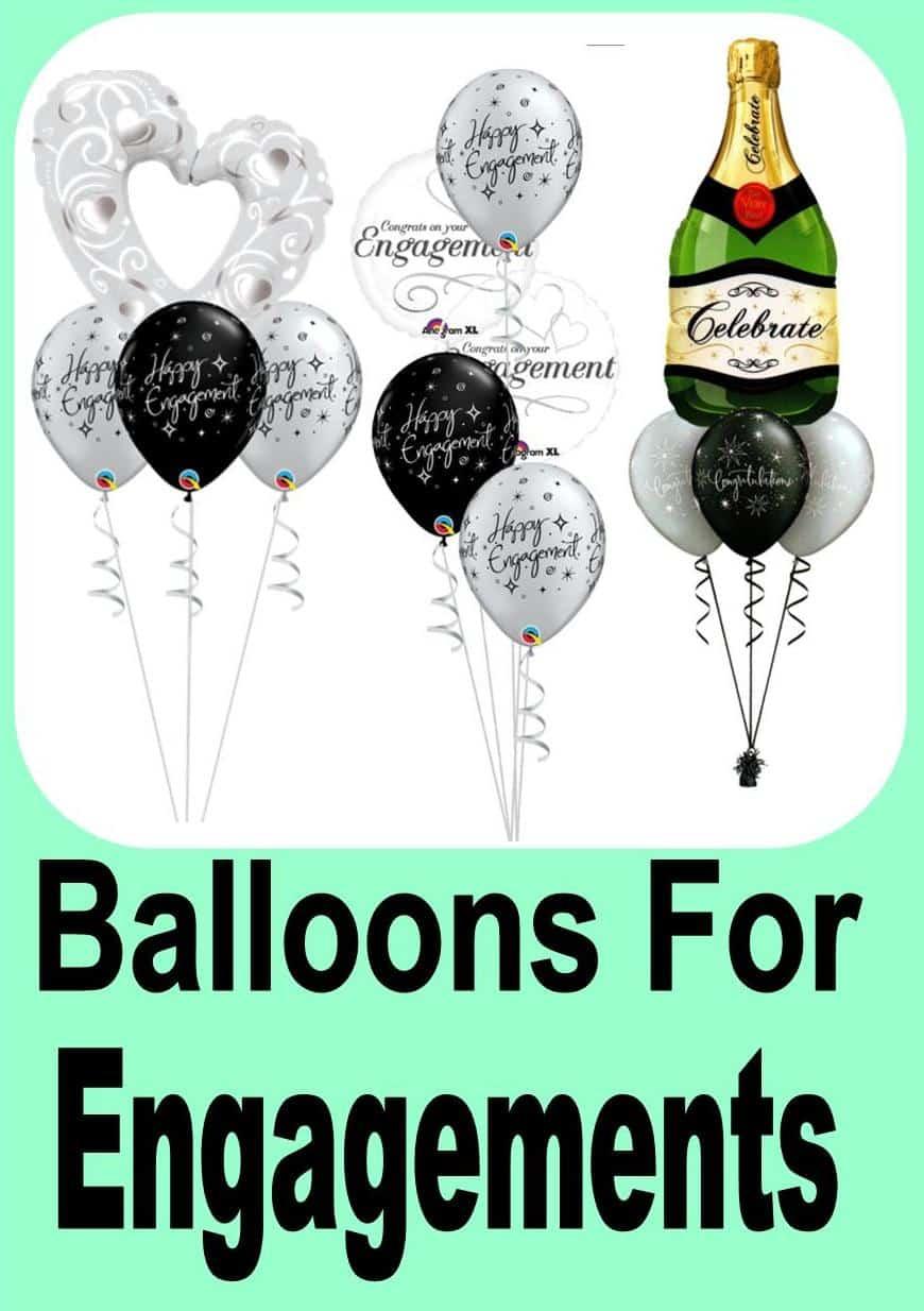 Engagement Balloon Designs
