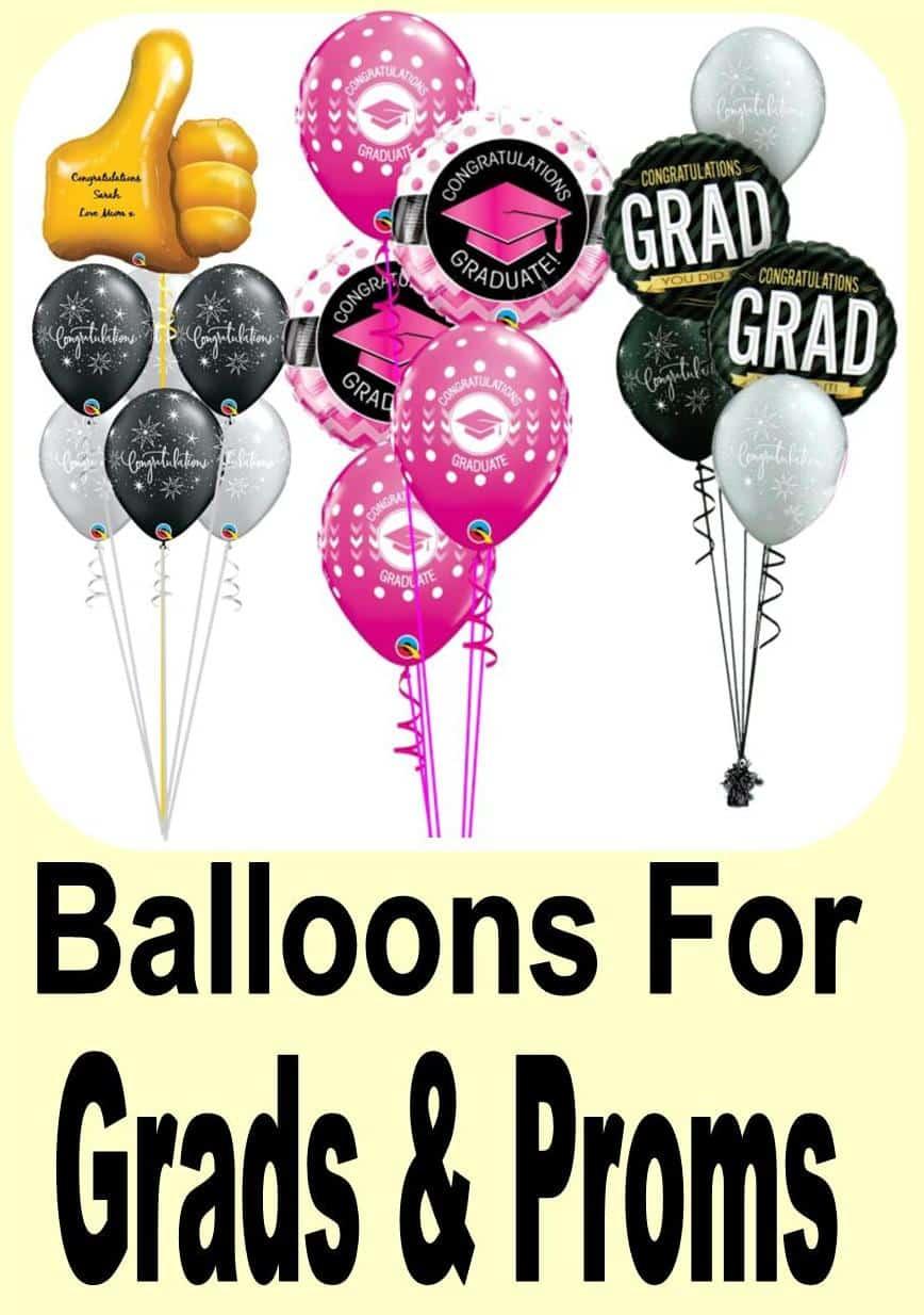 Graduation & Prom Balloons