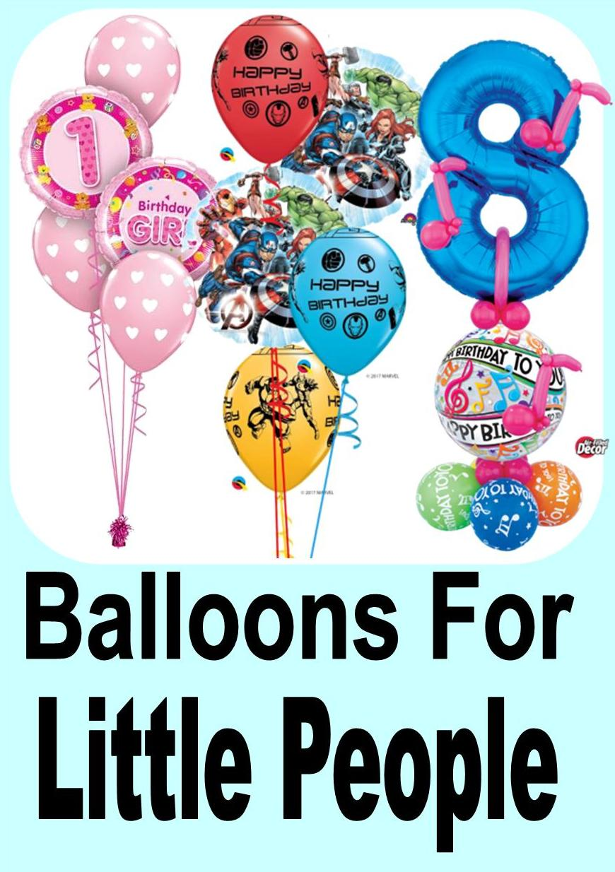 Balloons For Little People