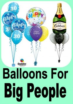 Big People Balloons