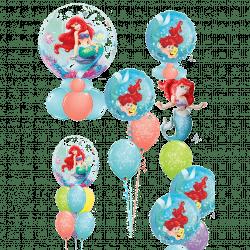 Disney Ariel Balloons From Cardiff Balloons