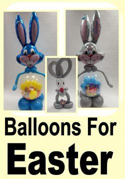 Easter Balloon Designs