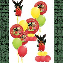 Bing Bunny Balloon Designs From Cardiff Balloons