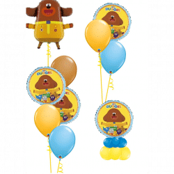 Hey Duggee Balloon Designs From Cardiff Balloons