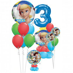 Toy Story Balloons From Cardiff Balloons