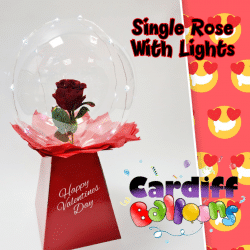 Valentines Day Balloons From Cardiff Balloons