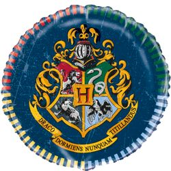 helium filled harry potter foil balloon from cardiff
