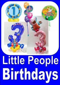 Little People Birthdays