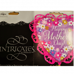 Mothers Day Foil Balloon From Cardiff Balloons