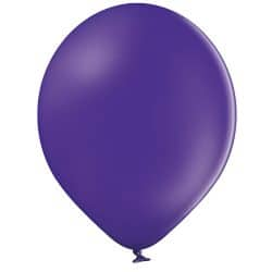 Purple Latex BalloonsFrom Cardiff Balloons