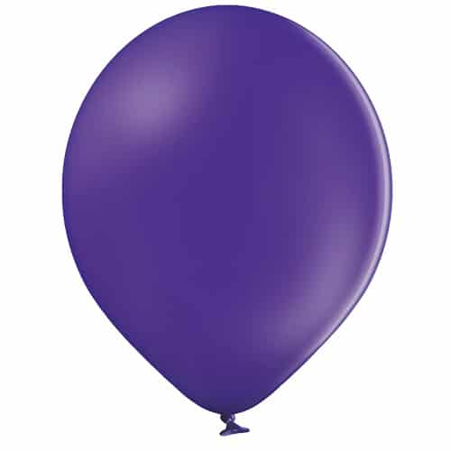 Purple Latex BalloonsFrom Cardiff Balloons