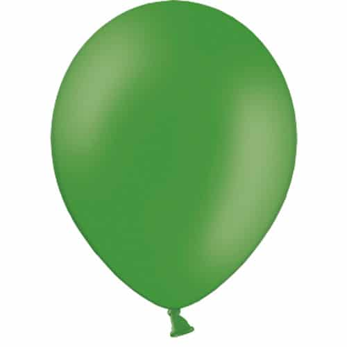 Green Latex Balloons From Cardiff Balloons