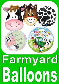 Farmyard Balloons