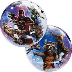 helium filled guardians of the galaxy orbz balloon from cardiff balloons