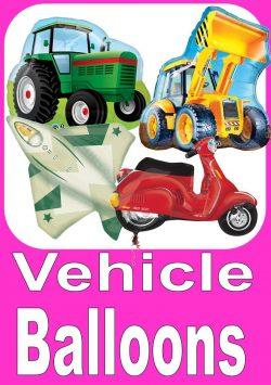 Vehicle Balloons
