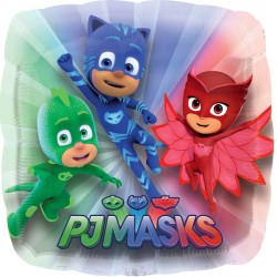 helium filled pj masks foil balloon from cardiff balloons