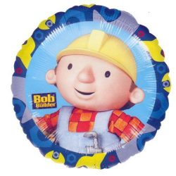 helium filled bob the builder foil balloon from cardiff balloons