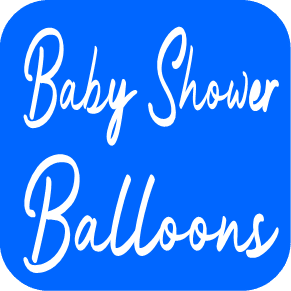 Baby Shower Balloons From Cardiff Balloons