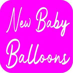 New Baby Balloons From Cardiff Balloons