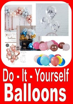Do It Yourself Balloons