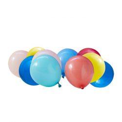 """Multi Coloured 5"""" balloon kit"""