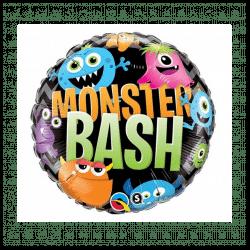 Halloween Monster Bash Foil Balloon