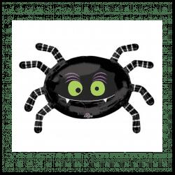 Large Halloween Spider Balloon