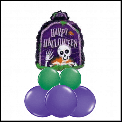 Halloween Tombstone Balloons
