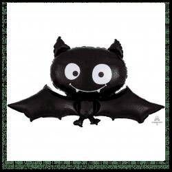 Large Halloween Bat Balloon