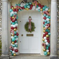 Christmas Balloon Arch KIt