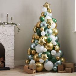 DIY Balloon Christmas Tree Kit