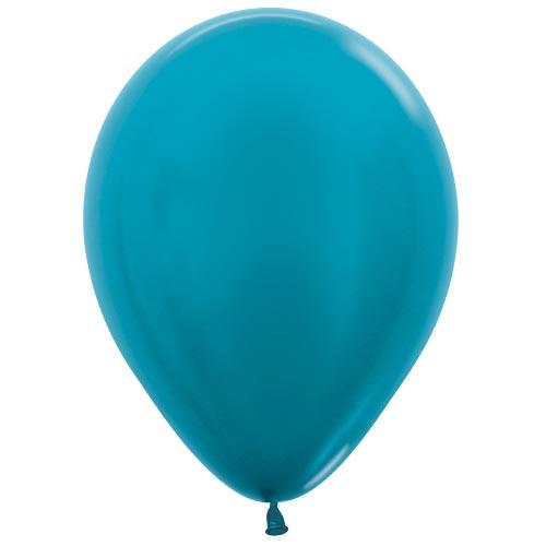 Sempertex Metallic Carribean Blue
