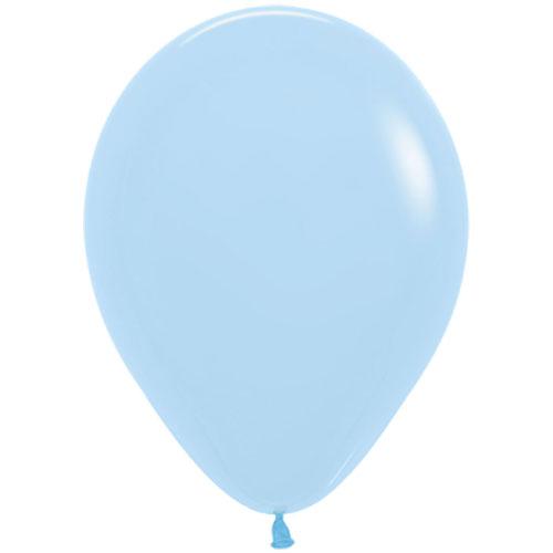 Sempertex Pastel Matte Blue