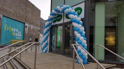 Specsavers Friars Walk Newport Lunch Their Hearing Deptartment