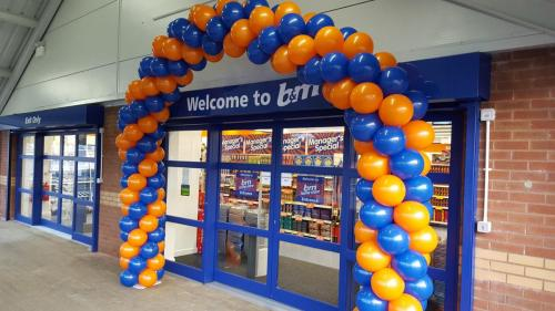 B&M Open a new Home Store With garden Centre in Ebbw Vale