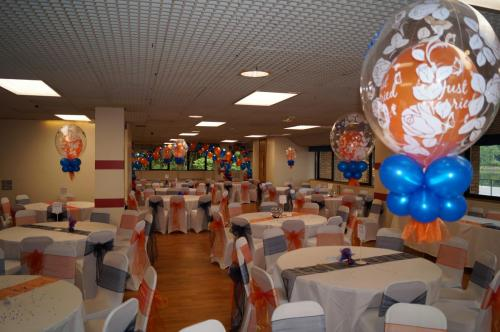 Stunning Heavenly Bubbles By Cardiff Balloons