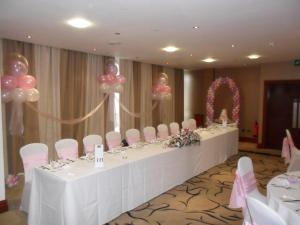 Wedding Balloons By Cardiff Balloons